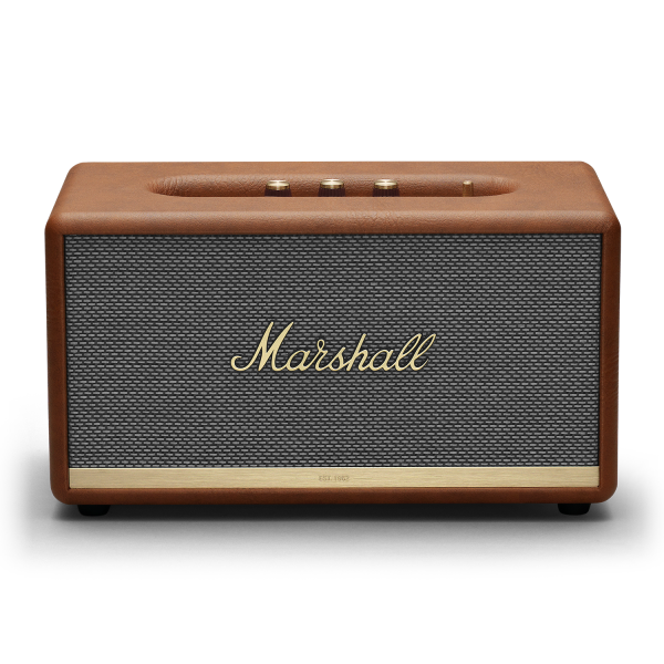Marshall Stanmore II Bluetooth Speaker in Brown