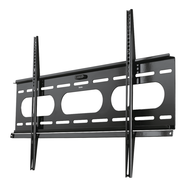 Hama Ultraslim FIX TV Wall Bracket in Black