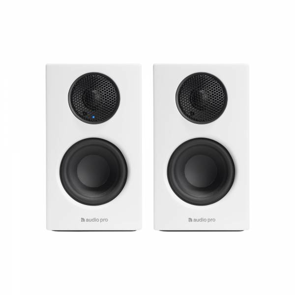 Audio Pro T8l Speakers in White (Pair)