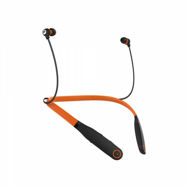 Moto VerveRider+ Collar-wear Bluetooth Earbuds full