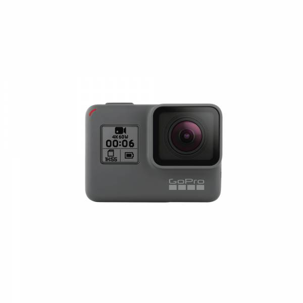 GoPro HERO6 Action Camera in Black