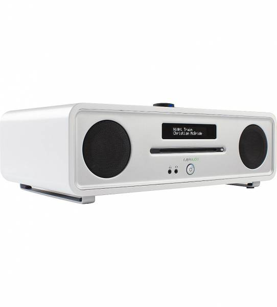 Ruark Audio R4 MK3 integrated music system in White