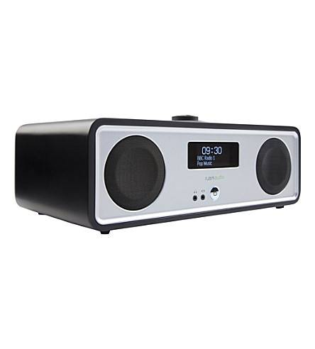 Ruark Audio R2 III wireless stereo system in Black