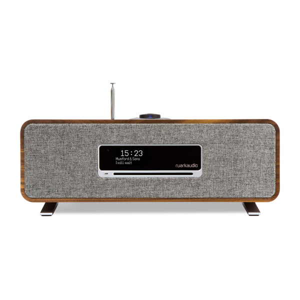 Ruark R3 Compact Music System in Rich Walnut
