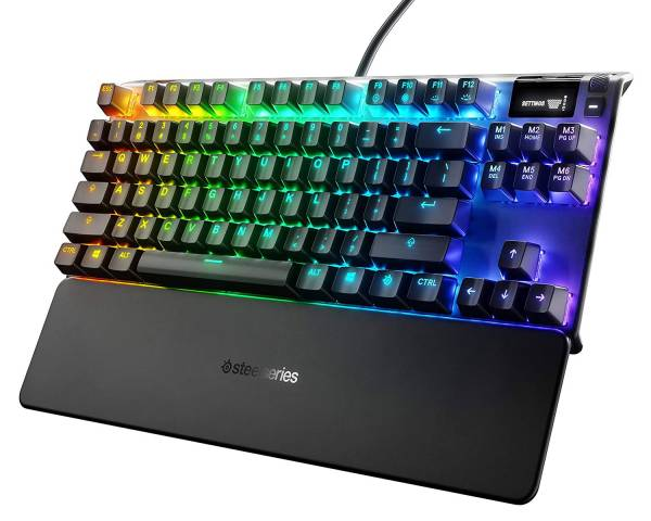 SteelSeries Apex Pro TKL Mechanical Gaming Keyboard