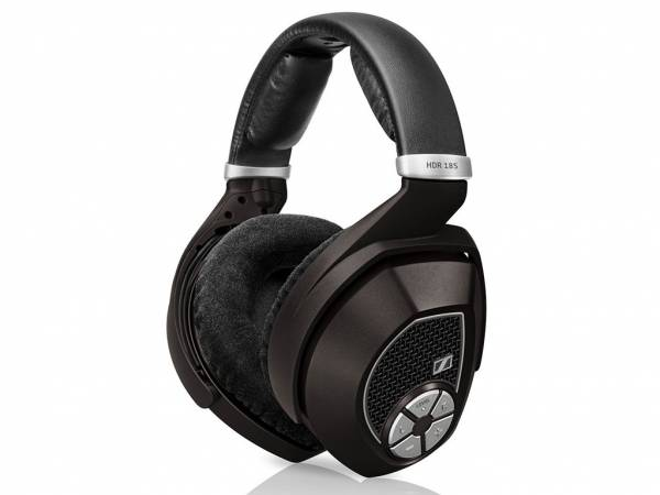 Sennheiser Rs185 Digital Wireless Over-Ear Headphones