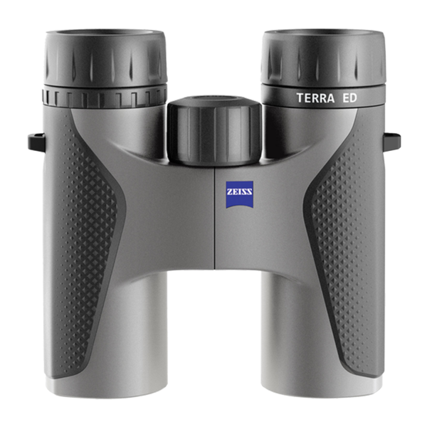 Zeiss Terra ED 10x32 Binoculars in Black/Grey