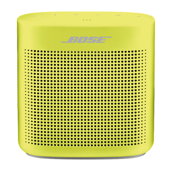 Bose SoundLink Color II Bluetooth Speaker in Yellow Citron