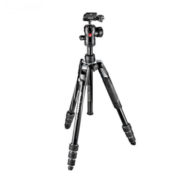 Manfrotto MKBFRTA4BK-BH Befree Advanced Aluminum Travel Tripod