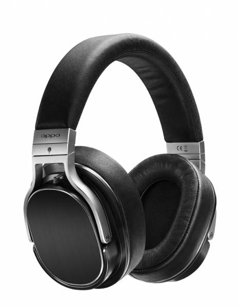 Oppo PM-3 Planar Magnetic Closed-Back Over-Ear headphones vieww