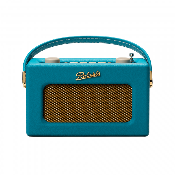 Roberts Revival Uno DAB+/DAB/FM Digital Radio in Blue Monday