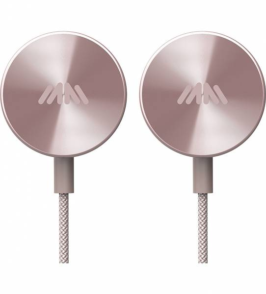 i.am+ BUTTONS Bluetooth In-Ear Headphones - Rose