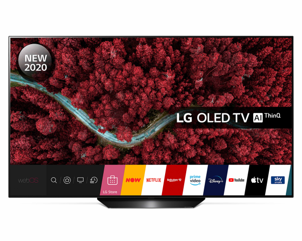 "LG OLED55BX6LA 55"" 4K Smart OLED TV"