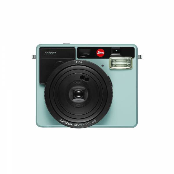 Leica SOFORT Instant Camera Mint front view