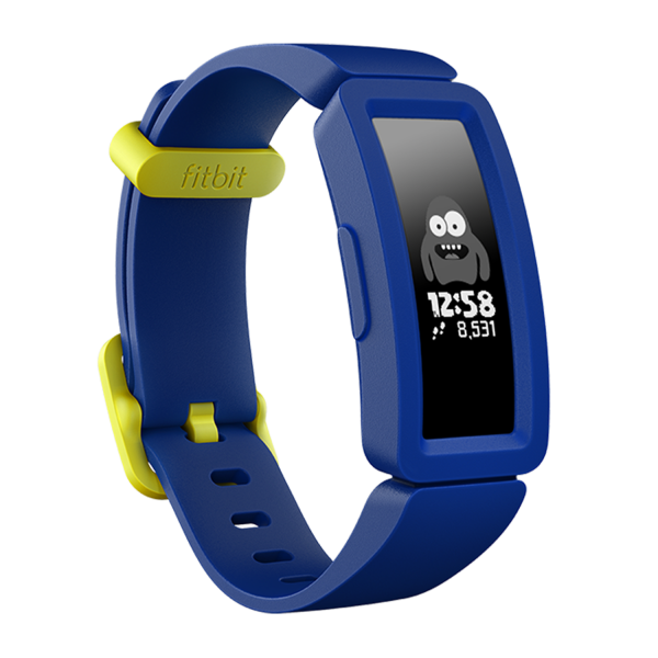Fitbit Ace 2 Activity Tracker for Kids in Night Sky/Yellow