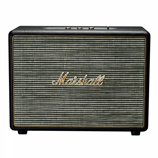 Marshall Woburn Speaker in Black front view
